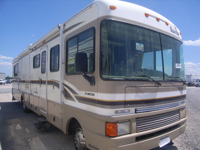 1999 Fleetwood Bounder Motorhome Salvage