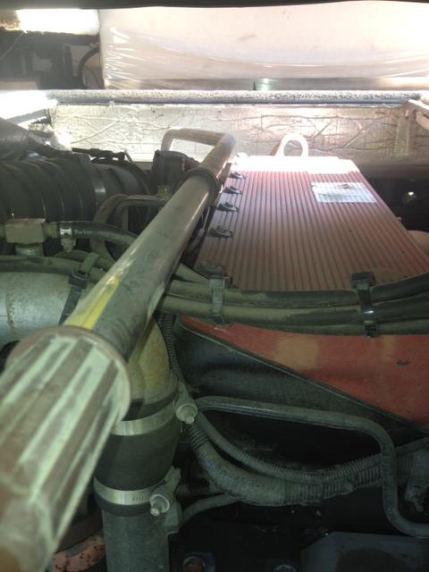 Used Cummins ISM 500 HP Diesel Motor For Sale | Colaw RV ...