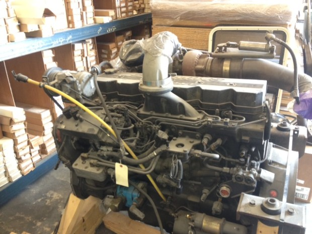 Carthage Auto Parts >> Used Cummins 8.3ISC 350HP Engine For Sale, Used Cummins RV ...