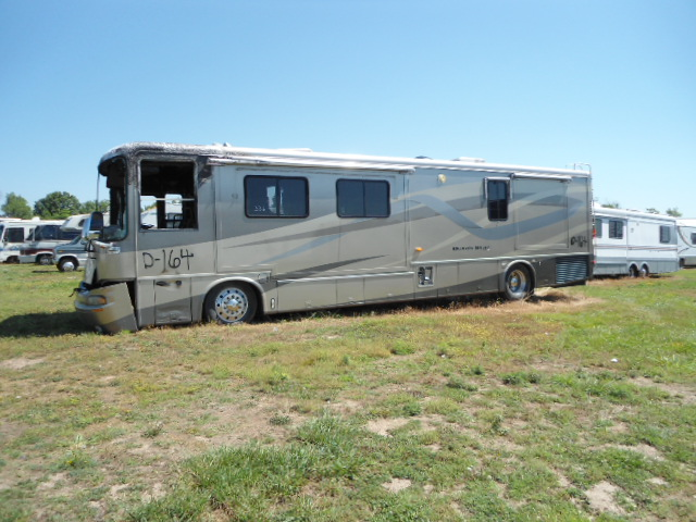 2004 Newmar Dutch Star Motorhome Salvage Newmar Body Parts Four 4 2004 Dutchstar Pushers In