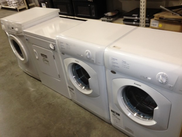 used and surplus rv washer dryers combo and separates