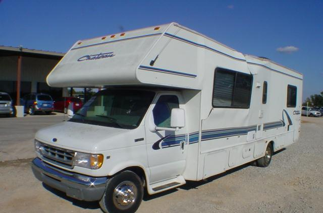 1998 Fourwinds Chateau Class C Motorhome Used E 450 Parts