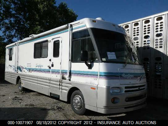 1998 Itasca Sunflyer Motorhome Salvage Parts,Chevrolet Used