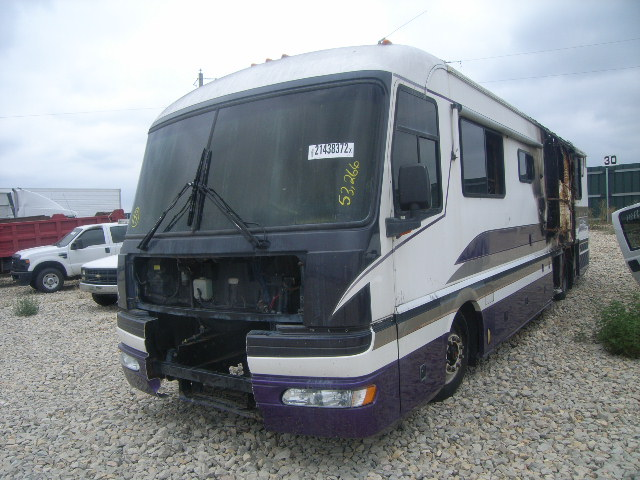 1997 Fleetwood American Tradition Motorhome Rv Salvage