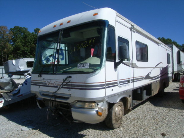 2000 Forest River Windsong Salvage Motorhome Parts, Used Windsong