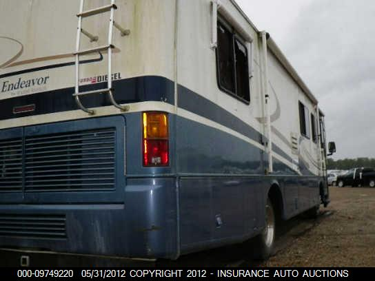 1998 Holiday Endeavor Motorhome Used Parts, 1998