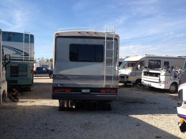 Carthage Auto Parts >> 1989 Pace Arrow Salvage Motorhome Parts, Pace Arrow Entrance Door For Sale | Colaw RV Used Parts