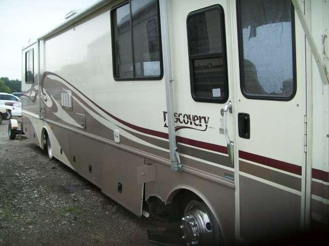 1996 Fleetwood Discovery Colaw Rv Used Parts