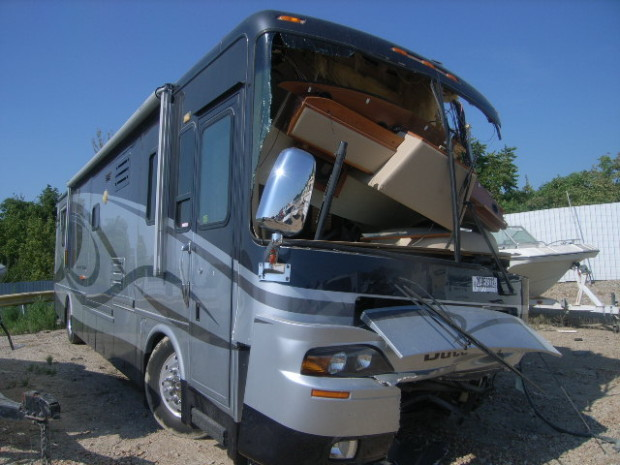Simple Using RV Salvage Yards And Graveyards For Discount UsedVintage Parts