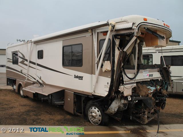 2003 Holiday Endeavor Diesel Salvage Motorhome Used