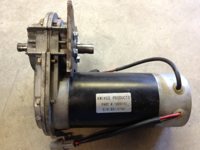 Kwikee slide out motor for sale 1820111 slide out motors for Rv slide out motor power gear