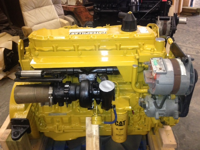 Caterpillar 3126 330hp Engine For Sale Used Colaw Rv