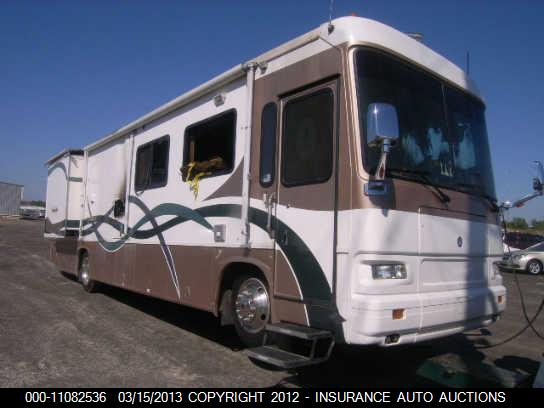 1999 Gulfstream Friendship Diesel Motorhome Salvage Parts