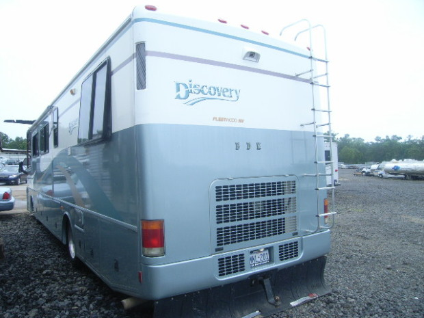 2000 Fleetwood Discovery Motorhome Parts, Fleetwood Discovery Doors
