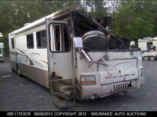 Excellent  Motorhome Wrecked For Parts National RV Motorhome Obsolete RV Parts