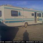 1993 Winnebago Itasca Sunrise Motorhome, Salvage Parts For