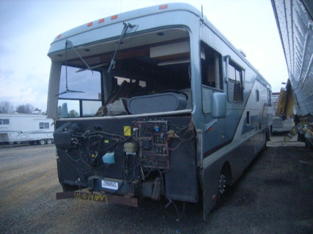 1995 Safari Continental Motorhome For Sale Salvage Parts Doors