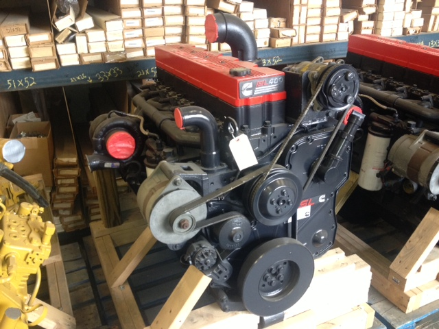 Cummins 8.9ISL 400 HP Engine For Sale Complete, 40,313 ...