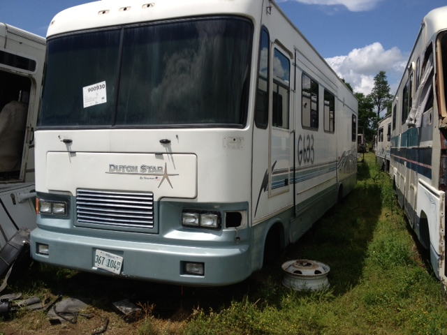 1995 Newmar Dutch Star Motorhome For Salvage Parts Ford
