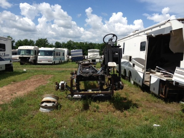 2006 Workhorse UFO Rear Engine Chassis For Sale Workhorse UFO Rear