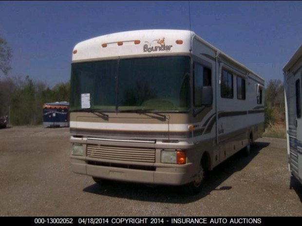 1999 Bounder Motorhome Salvage Parts For Sale Entrance Doors