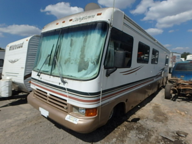 1999 Forest River Georgetown Motorhome Salvage Parts For
