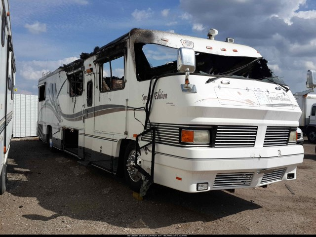 1994 Foretravel Special Edition Motorhome Used Salvage
