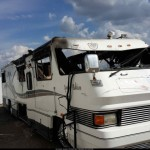 1994 FORETRAVEL SPECIAL EDITION MOTORHOME USED SALVAGE PARTS FOR SALE