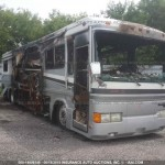 1995 Monaco Crown Royale Motorhome Used Salvage Parts