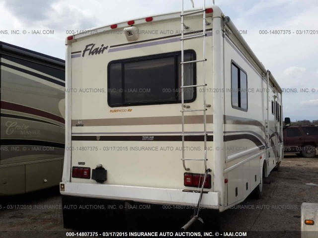 2001 FLEETWOOD FLAIR MOTORHOME USED SALVAGE PARTS FOR SALE
