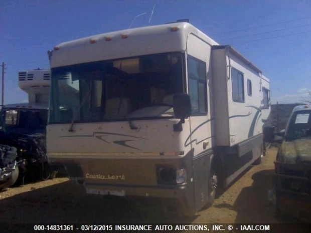 1999 COUNTRY COACH ALLURE MOTORHOME USED SALVAGE PARTS FOR SALE