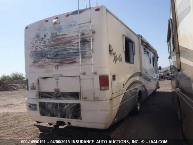 2004 NATIONAL RV TROPICAL MOTORHOME USED SALVAGE PARTS FOR SALE