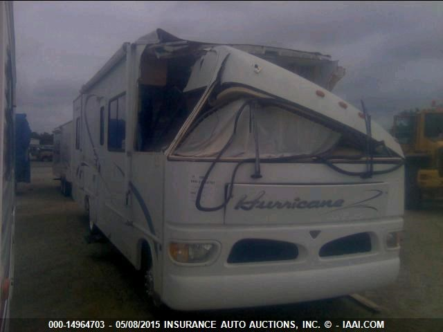 2001 Four Winds Hurricane Motorhome Used Salvage Parts For