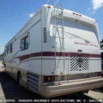 2001 NEWMAR DUTCH STAR USED SALVAGE MOTORHOME PARTS FOR SALE