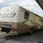 2000 ALLEGRO BUS MOTORHOME SALVAGE PARTS FOR SALE
