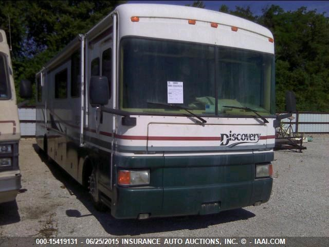 1998 Fleetwood Discovery Motorhome Used Salvage Parts