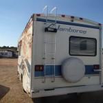 1999 FLEETWOOD JAMBOREE MOTORHOME SALVAGE PARTS FOR SALE