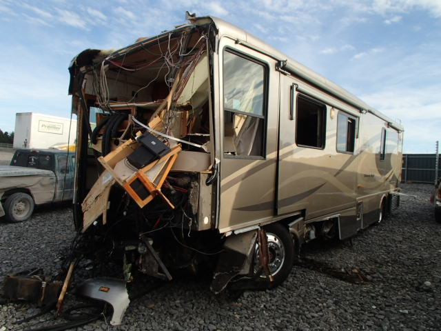 2004 Newmar Dutch Star Diesel Motorhome Used Wrecked Salvage Parts Newmar Doors For Sale