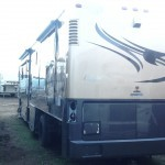 2005 Monaco Camelot Used Salvage Motorhome, Monaco Camelot Front & Rear Cap For Sale