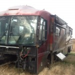 2002 FLEETWOOD AMERICAN EAGLE MOTORHOME USED SALVAGE PARTS FOR SALE, FLEETWOOD AMERICAN EAGLE