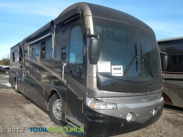 2003 Fleetwood Revolution Used Salvage Motorhome Parts For Sale