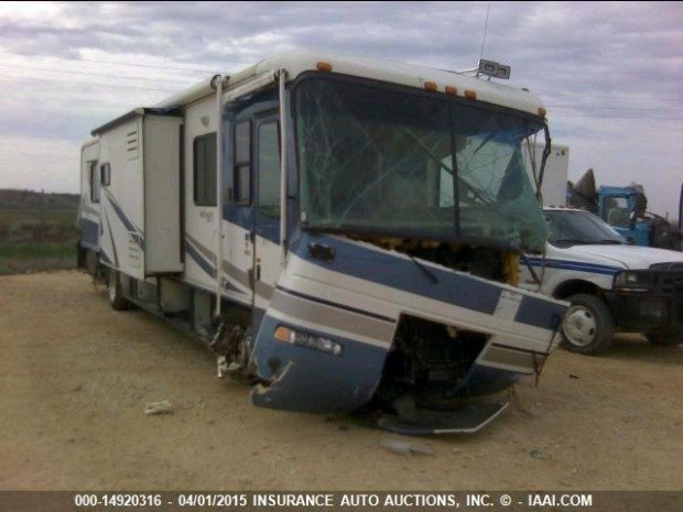 2001 Monaco Knight Salvage Used Diesel Motorhome Parts For