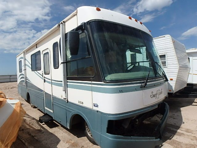 1999 National Surf Side Motorhome Salvage Model 3310