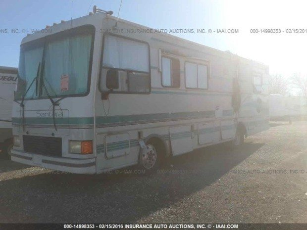 1994 Coachman Santara Diesel Motorhome Used Rv Parts For Sale