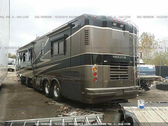 Detroit Diesel Series 60 >> 2005 Holiday Rambler Navigator Salvage Rv Parts | Colaw RV ...
