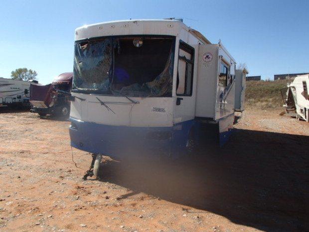 2005 Winnebago Rv Parts from Journey Salvage Motorhome Unit