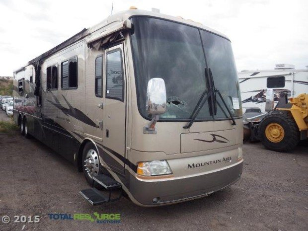 2004 Newmar Mountian Aire Diesel Motorhome RV Parts For Sale