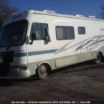 2003 Fleetwood RV Parts from Fiesta Motorhome Salvage Unit