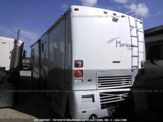 2000 Itasca Horizon RV Parts