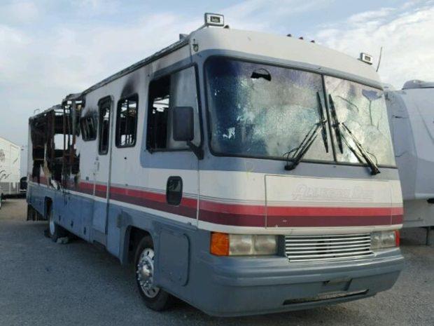 Allegro Bus Motorhome Salvage RV Parts